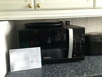 20 litre Samsung Microwave with Manual