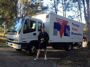 Prestige Valley Removalists Robina Gold Coast South Preview