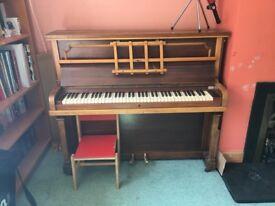 Ex school piano for sale