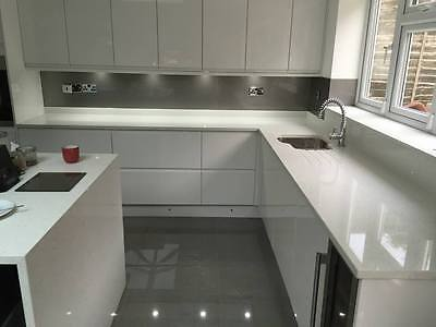 White Marble,Granite and Quartz kitchen worktops New g