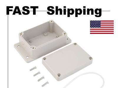 Outdoor Wiring Weatherproof Plastic Electronic Project Box Enclosure Case Box