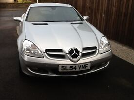 Mercedes Slk very low miles
