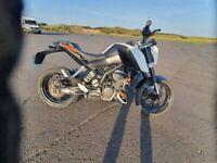 KTM, DUKE, 2015, 200 (cc)