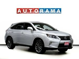 2015 Lexus RX 350 F SPORT PKG NAVI BACKUP CAM  LEATHER SUNROOF 4