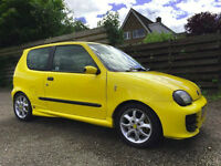 Fiat Seicento Sporting 1.1 ABARTH Air Conditioning