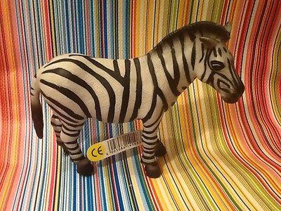 SCHLEICH ZEBRA 14148 BNWT retired Zoo animal horse discontinued