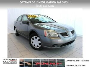 2004 Mitsubishi Galant ES AUT TOUTE EQUIPE AUT FULLY EQUIPPED