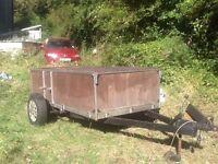 Van/car trailer for sale