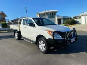 2012 MAZDA BT-50 XT HI-RIDER (4x2) Underwood Logan Area Preview