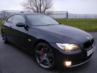 BMW 335D SE 285BHP *SUNROOF* RED LEATHER XENONS! LIKE 330D 535D GOLF LEON FR GTI EVO WRX A4 A6