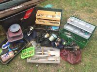 Fishing Equipment Job lot