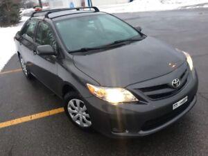 Toyota Corolla 2013 6200$ *****Très propre****