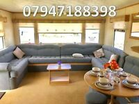🌟🌟STATIC CARAVAN ON PET FRIENDLY PARK WITH STUNNING SEA VIEWS & 5* FACILITIES 12 MONTH SEASON🌟🌟