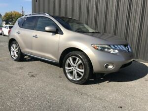 Nissan Murano LE AWD CUIR TOIT PANO MAGS