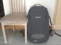 Superb quality Berghaus Jalan 60(litre) travel rucksack with handles,shoulder strap but no daypack