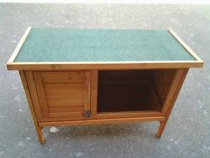 Rabbit and guinea pig hutch(WP-R810) Maddington Gosnells Area Preview
