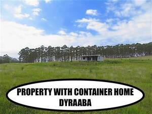 Neat Container Home on 10 Acres - DYRAABA Kyogle Kyogle Area Preview