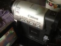 Canon mv20i mini DV camera recorder