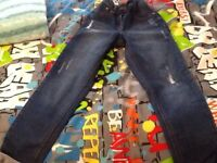 Girls 7to 8 Jeans
