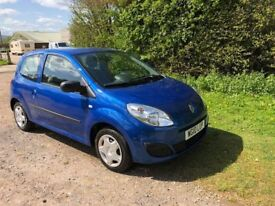 2010 Renault twingo expression 1.2 LOW MILEAGE