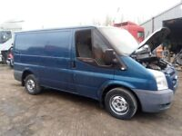 Breaking 2008 Ford Transit