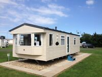 AFFORDABLE STATIC CARAVAN FOR SALE WITH D/G & C/H, 16 EXCLUSIVE PARKS TO CHOOSE FROM NO TRANSFER FEE