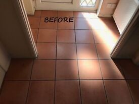 Are you needing any tiling work ?