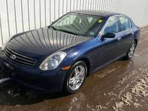 2006 Infiniti G35x Base THIS LUXURY WHOLESALE CAR WILL BE SOL...
