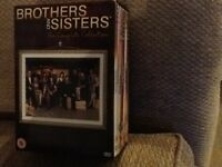 Brothers and Sisters DVD complete collection