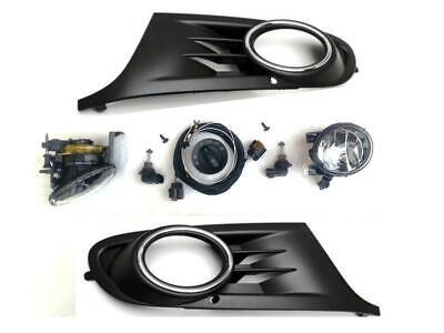 Fog Light Retrofitting Set Kit Complete Set Vw Golf 6 plus 2009