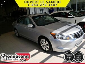 Honda Accord EX ***TOIT OUVRANT***BAS MILLAGE***