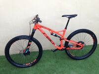 Reduced Whyte T130s medium 650b 8 months old