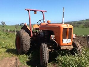 Fiat 513r Tractor 58 hp Timboon Corangamite Area Preview