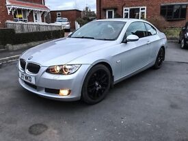 2008 58 BMW E92 325I COUPE FULL BMW SERVICE HISTORY 12 MONTHS MOT