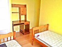 £85pw per person twin room in Finsbury park