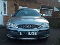 Ford Mondeo Titanium TDCI 130E4. Manual 2.0l Diesel.5 Doors Hatchback.Full Service history.