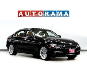 2014 BMW 328xi NAVIGATION LEATHER SUNROOF 4WD BACKUP CAM