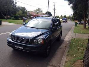 quick sale!! $19900-> $17900 !! --->16900!  2008 Volvo XC90 LE3.2 Eastwood Ryde Area Preview