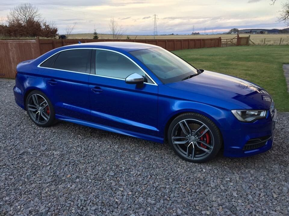 Audi S3 Saloon 300PS 2.0L TFSI | in Forres, Moray | Gumtree