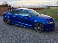 Audi S3 Saloon 300PS 2.0L TFSI