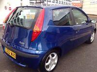2002 reg fiat punto 1.2 petrol. year mot on it and drive lovely no smoke,