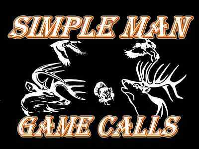 Simple Man Game Calls