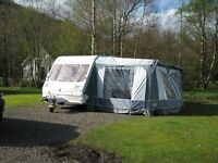 CARAVAN AWNING FOR SALE (900CM) only used twice perfect condition