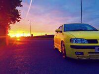 Seat Ibiza TDI S modified