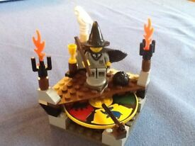 Harry Potter Lego. The Sorting Hat. No. 4701.