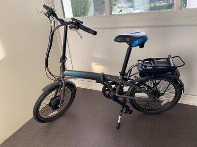Apollo Electric Folding Bike