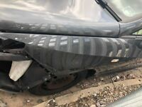2008 - 2012 MK4 SEAT IBIZA 5 DOOR LW7Z GREY PASSENGER SIDE WING