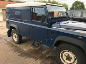 Land Rover Defender 110 TD5 commercial , ready to work