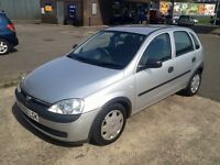 "VAUXHALL CORSA 1.2 PETROL 2002 5DR MANUAL ""BREAKING FOR PARTS"""