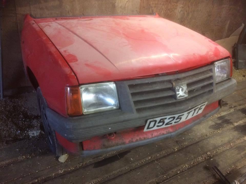 Retro Vauxhall Sussex